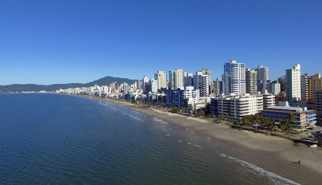 As melhores praias de Itapema